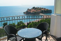 Family pension 14317 Sveti Stefan Montenegro