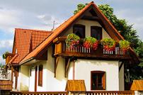 Pensjonat rodzinny 4642 Uhorska Wieś / Uhorská Ves Słowacja