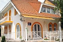 Family pension 4872 Bük Hungary
