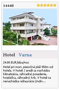 Limba.com - Varna, Hotel, Ubytovanie 14440
