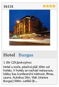 Limba.com - Burgas, Hotel, Ubytování 16131