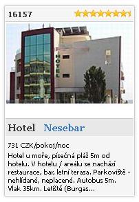 Limba.com - Nesebar, Hotel, Ubytování 16157