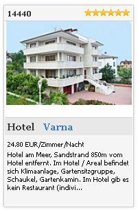 Limba.com - Varna, Hotel, Unterkunft 14440