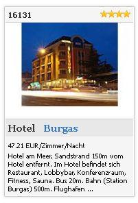 Limba.com - Burgas, Hotel, Unterkunft 16131