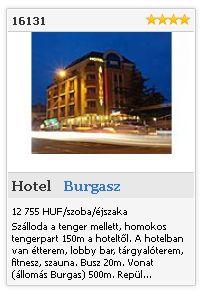 Limba.com - Burgasz, Hotel, Szállás 16131