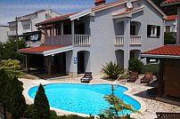 Apartmány 14098 Rab Chorvatsko