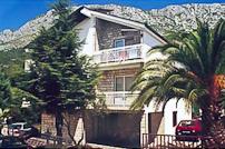 Apartamenty 14701 Podaca Chorwacja