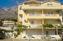 Apartmanok 15697 Makarska Horvátország