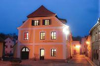 Panzió 4142 Jindřichův Hradec Csehország