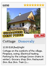 Limba.com - Donovaly, Cottage, Accommodation 6898
