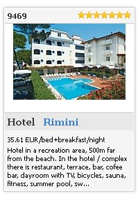 Limba.com - Rimini, Hotel, Accommodation 9469
