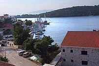 Mljet sziget Horvátország